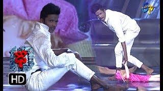 Bobby Performance   Dhee 10    14th  March 2018  ETV Telugu