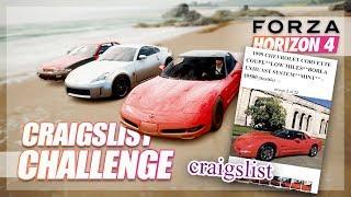 Forza Horizon 4 - $10K Car from Craigslist Challenge!