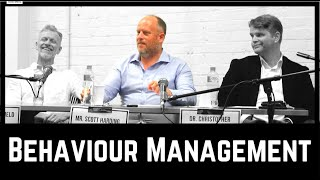 REAL TALK - Behaviour Management - Senior English Teacher, Scott Harding