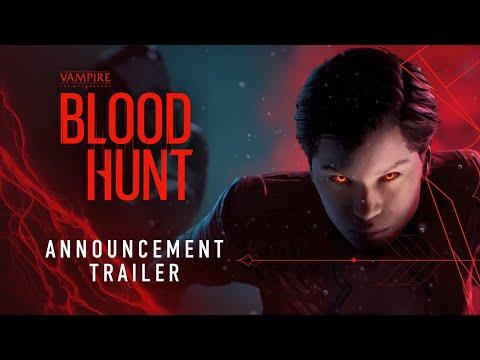 Blood Hunt Trailer