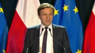 Leszek Jażdżewski - Całość Przemówienia W Auditororium Maximum UW Donald Tusk 3.05.2019