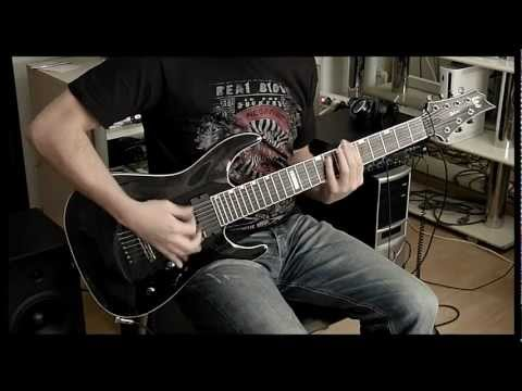 LTD H-1007 Test 3 (Axe FX Standard)