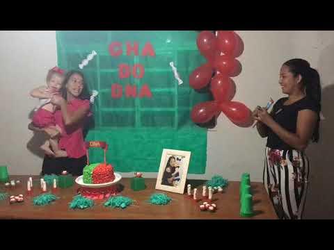 Jovem faz 'Chá DNA' para comprovar paternidade de filha e viraliza na web