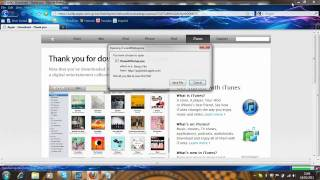 ITunes for windows 7 or vista 64 bit only