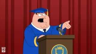Peter Griffin Graduation Speech