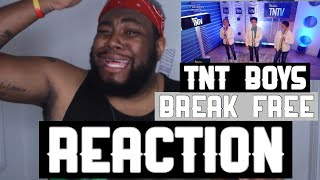 TNT Versions: TNT Boys - Break Free | REACTION