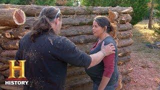 Mountain Men: Jason and Mary Experience Labor Pains (Season 7, Episode 1) | History