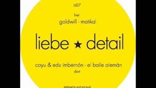 Coyu & Edu Imbernon - El baile aleman (original mix)