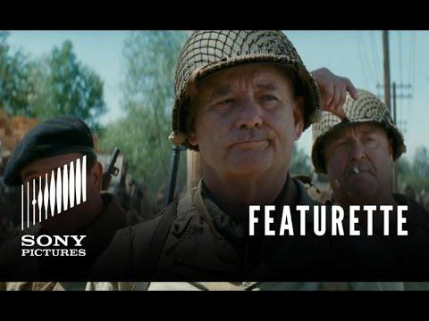 The Monuments Men (Featurette 2 'Lost Treasure')