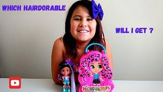 Hairdorables Hair Art Opening