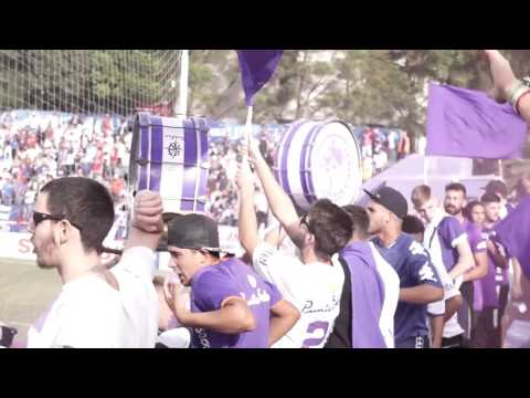 """Defensor - Nacional - TuertoHD 06-05-17"" Barra: La Banda Marley • Club: Defensor"