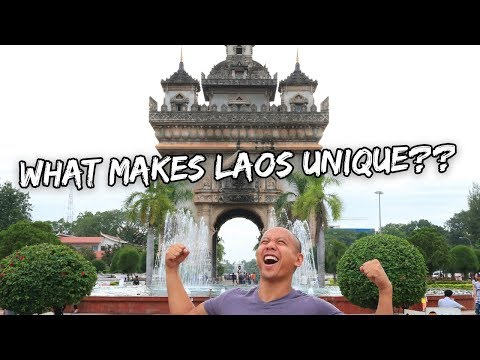 WHAT MAKES LAOS UNIQUE? | Vlog #200