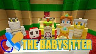Minecraft Switch - Nintendo Fun House - Babysitter!? [PRANKED] [141]