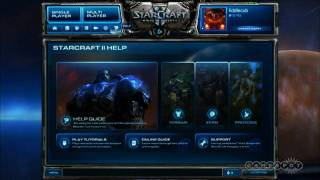 GameSpot Reviews - Starcraft II: Wings of Liberty Video Review