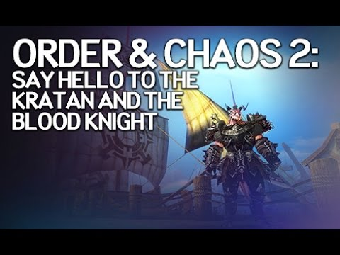 Order & Chaos 2: Kratan Race Reveal Trailer