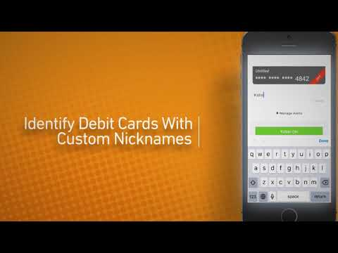 Debit Card Management