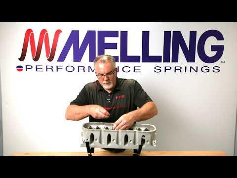 Measuring Engine Valve Spring Installed height