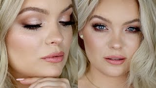How To: Glowing Skin & Makeup