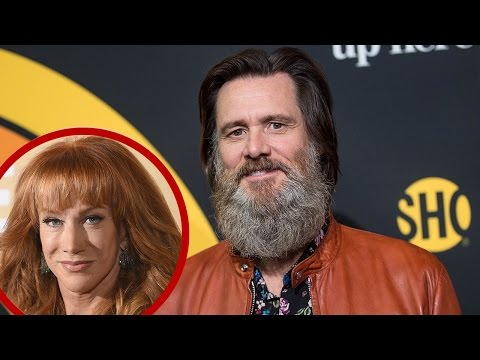 EXCLUSIVE: Jim Carrey on Kathy Griffin Controversy: Comedians 'Last Line of Defense' Against Trump