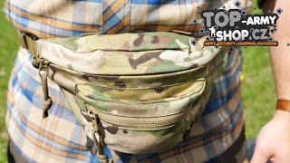 Ledvinka Modular MC Tasmanian Tiger® Malá, ale šikovná! Top-ArmyShop