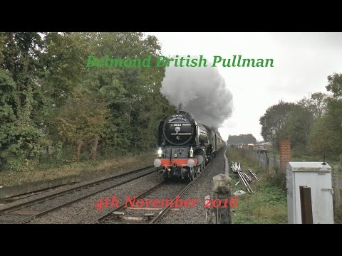 LNER Peppercorn A1 60163 'Tornado' with 'The Belmond British…