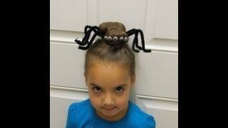 The Best Halloween Hairstyle Ever!! / Bonita Hair Do
