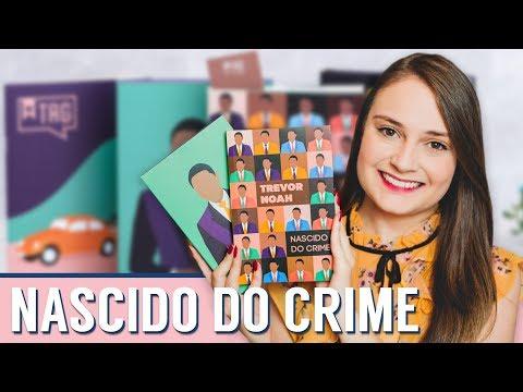 Nascido do Crime - Trevor Noah l TAG Inéditos Janeiro 2020