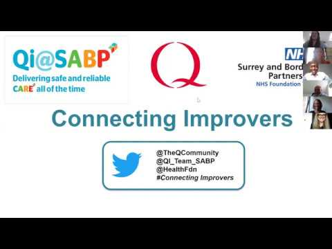 Connecting Improvers: how do we adapt our current training courses ...