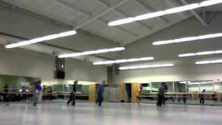 Calvin Dance Guild: Advanced Breakdance - Beggin' You to Move Like Jagger (Group dance)