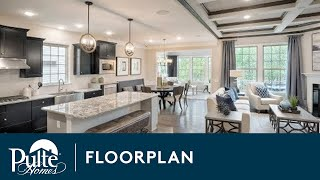 New Home Designs | Ranch Home | Abbeyville | Home Builder | Pulte Homes