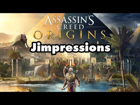 Assassin's Creed Origins – Gift Of The Medjay (Jimpressions) video thumbnail