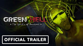 Green Hell: Spirits of Amazonia - Official Reveal Trailer by IGN