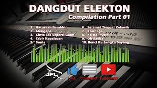 Lagu Dangdut Electone Kompilasi Vol 01...