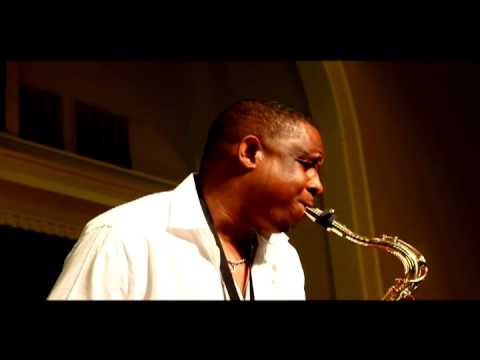 Someday We'll All Be Free - Saxophonist Kenneth Williams