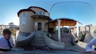Коттедж 290 м2, п. Новая Разводная (формат видео 360 градусов)