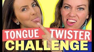 Tongue Twister Pronunciation Challenge 😝 Go Natural English!
