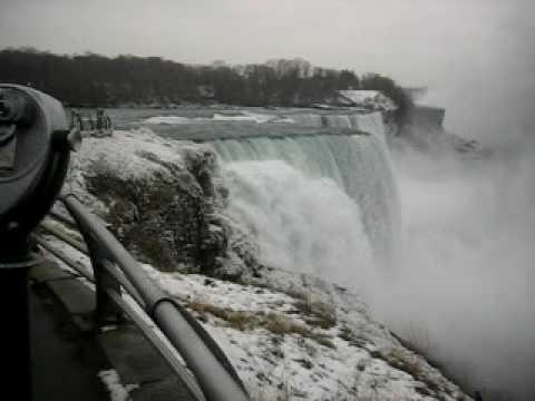 Niaraga Falls  شلالات نياقرا
