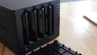 Synology DS414 NAS Server