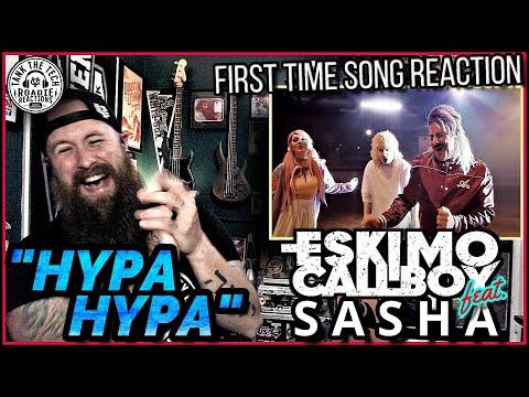 "Eskimo Callboy feat. Sasha - ""Hypa Hypa"" | ROADIE REACTIONS"