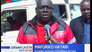 Watu watatu hawajulikani waliko,huku nyumba zaidi ya 15 zikisombwa na mafuriko huko Samburu