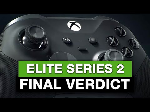 Xbox Elite Controller Series 2 Review | Improved Familiarity | Gaming Instincts