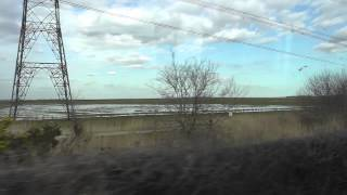 preview picture of video 'Near Gravesend to Higham on 465007'