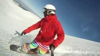 Uludağ Zirve İnişi - Jenkys Snowboard 2013