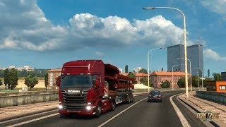 ✔️СТРИМ Euro Truck Simulator 2 - ЕТС 2✔️ИГРАЮ В MULTIPLAYER. ВОЖУ КОНТРАКТЫ. РАЗВИВАЮ КОМПАНИЮ✔️#062