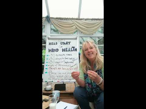 Get a HEAD START on MIND HEALTH intro 1