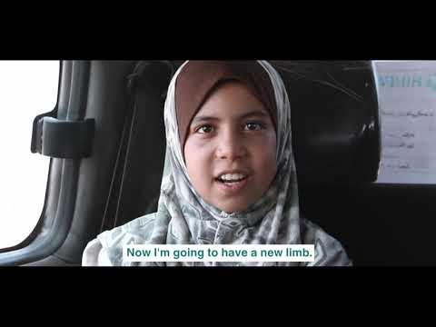 Story of Jinan Shiekho - A 12-year old Syrian girl