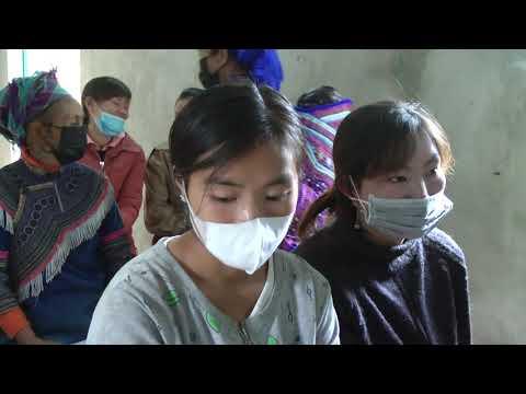 Tập huấn phòng, chống dịch bệnh viêm da nổi cục trên đàn trâu bò