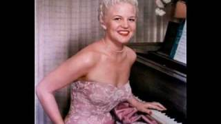 Peggy Lee - Till There Was You