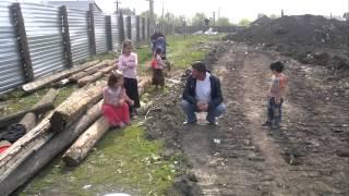 Цыгане зашли на огонек к чеченцам