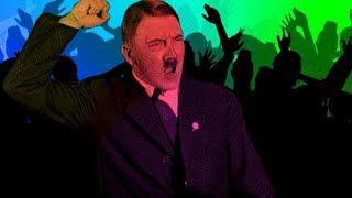 Adolf Hitler Enjoys His Favorite Music